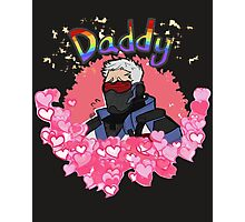 OVERWATCH DADDY Photographic Print