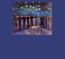 Starry Night Over The Rhone Unisex T-Shirt