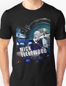Rayani01 The Mick Fleetwood Blues Band Tour 2016 Unisex T-Shirt