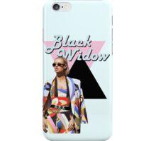 Iggy Azalea / Black Widow iPhone Case/Skin