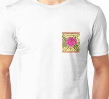 Del Toro - Glass Rose Unisex T-Shirt