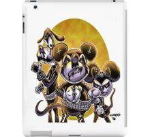 Deth Metal Disney iPad Case/Skin