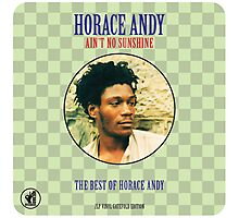 Horace Andy : Ain't No Sunshine Photographic Print
