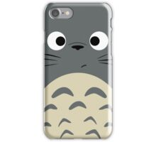 Dubiously Totoro iPhone Case/Skin