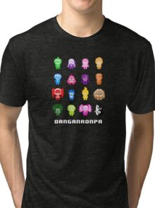 Pixelated Despair Tri-blend T-Shirt