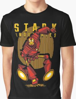 the giant iron man Graphic T-Shirt
