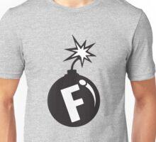 F -BOMB Unisex T-Shirt