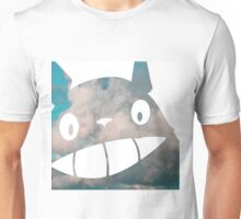 Troll in the Sky - My Neighborn Totoro Unisex T-Shirt