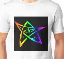 Rainbow Elder Symbol Unisex T-Shirt