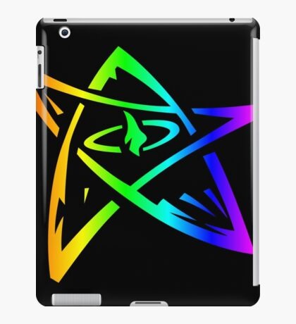 Rainbow Elder Symbol iPad Case/Skin