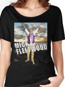 Rayani04 The Mick Fleetwood Blues Band Tour 2016 Women's Relaxed Fit T-Shirt