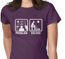 Funny Gardening Women's T Shirt Womens Fitted T-Shirt