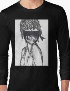 The blind muse Long Sleeve T-Shirt