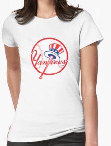 newyork team Womens Fitted T-Shirt