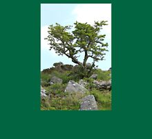 The Lonely Tree on the Moor Unisex T-Shirt