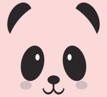 Face Panda Kids Tee