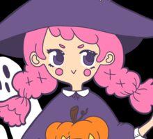 Spoopy Halloweenie 2016 Sticker