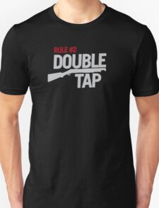Rule #2: Double Tap T-Shirt