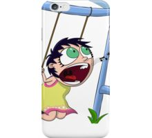 Swing of Singyness iPhone Case/Skin