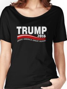 Trump Make America Great Again Women's Relaxed Fit T-Shirt