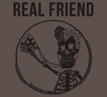 real friends One Piece - Short Sleeve