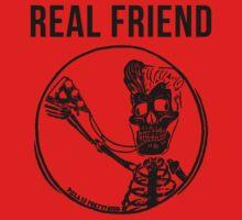 real friends Kids Tee
