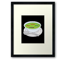 Turtle Soup Framed Print