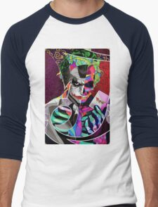 The Joker  Men's Baseball ¾ T-Shirt