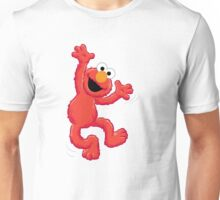 Elmo Happy Unisex T-Shirt