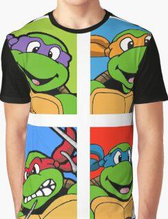 TMNT Graphic T-Shirt