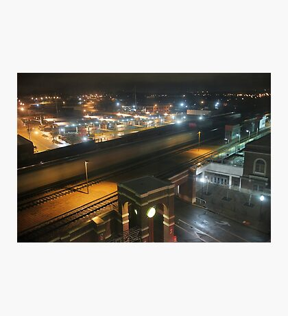 Union Station in Jackson, Mississippi Photographic Print