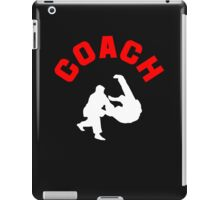 Judo Coach  iPad Case/Skin