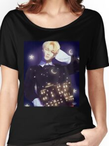 Star [ BTS - Suga] Women's Relaxed Fit T-Shirt