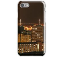 Kowloon at Night iPhone Case/Skin