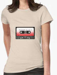 Awesome Mix Vol 1 Womens Fitted T-Shirt