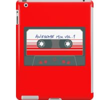 Awesome Mix Vol 1 iPad Case/Skin
