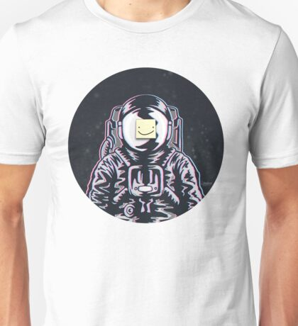 All Smiles in Outer Space Unisex T-Shirt