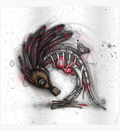 Wind Up Bird Poster