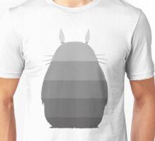 My Ombre Totoro (linen white) Unisex T-Shirt