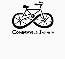 Infinite Bike Ecological Fuel Combustible Infinito Unisex T-Shirt