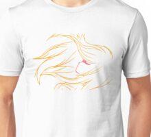 Cartoon Blonde Unisex T-Shirt