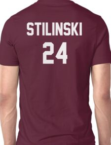 Teen Wolf Jerseys (Stiles Stilinski) Unisex T-Shirt