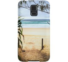 Salt Beach Samsung Galaxy Case/Skin