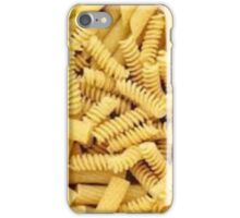 pasta is important iPhone Case/Skin