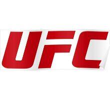UFC | Official Logo | 2016 Poster
