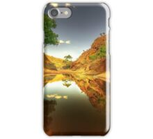 Terrapinna waterhole, SA iPhone Case/Skin