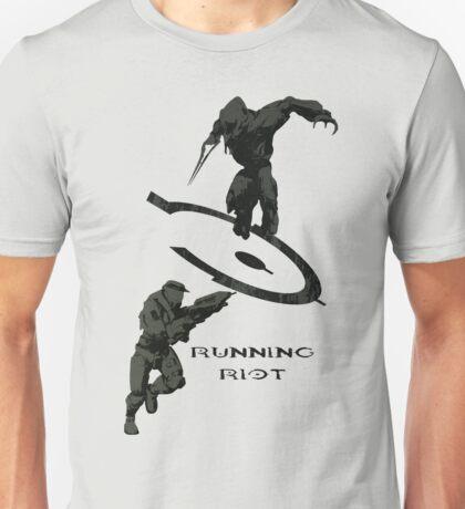 Running Riot  Unisex T-Shirt