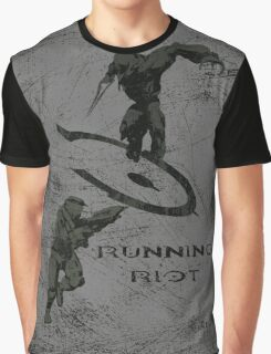 Running Riot  Graphic T-Shirt