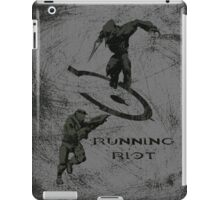 Running Riot  iPad Case/Skin