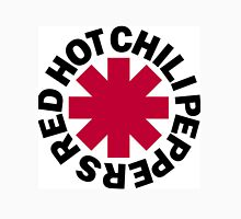 RED HOT CHILI PEPPERS WHITE BEST LOGO Unisex T-Shirt